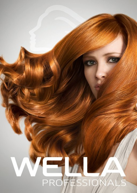 vlasová kosmetika wella