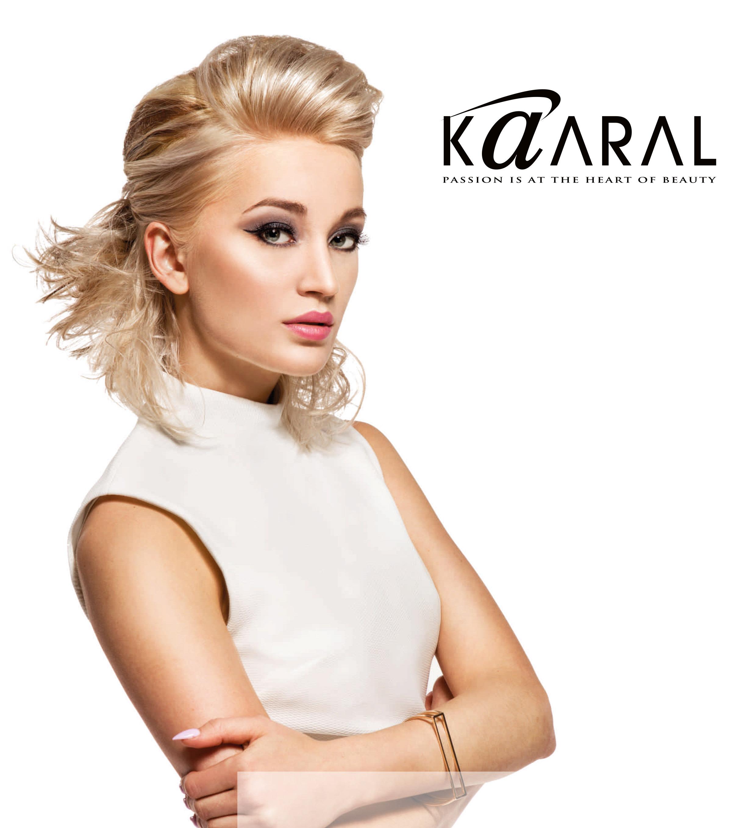 vlasová kosmetika kaaral